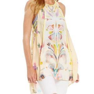 Free People NWT Sleeveless Mini Dress M
